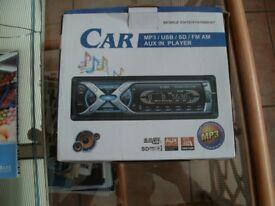 Car Van Music System