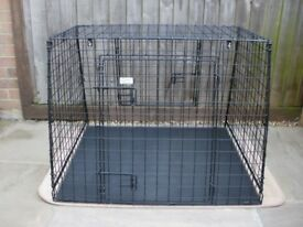 Bespoke Barjo Folding Dog Crate
