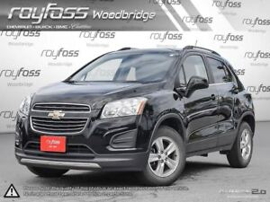 2016 Chevrolet Trax LT. AWD. Backup CAM. Touch screen