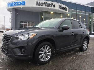 2016 Mazda CX-5 GS GS AWD BLINDSPOT, SUNROOF, HEATED SEATS,BA...