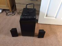 Sony SA-WFS3 2.1 Surround sound ,