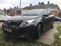 Toyota avensis fully loaded 2010