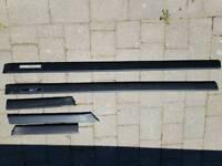 BMW E36 M styling body trim