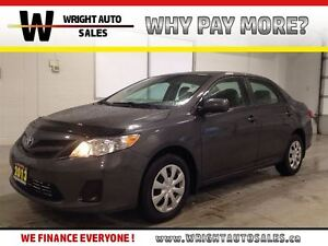 2013 Toyota Corolla CE| POWER LOCKS| AIR CONDITIONING| 88,443KMS
