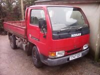 Nissan cabstar for export