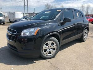 2013 Chevrolet Trax LS RARE STICK SHIFT MODEL