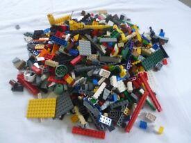 tub of lego