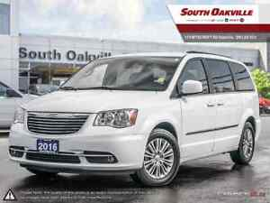 2016 Chrysler Town & Country Touring-L | $156 bi-weekly* | HEATE