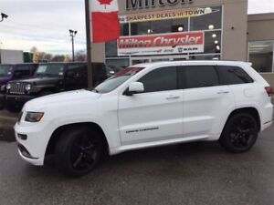 2015 Jeep Grand Cherokee OVERLAND HIGH ALTITUDE DIESEL LEATHER S