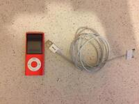 iPod Nano 4G product red 8go