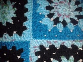 Crochet Blanket / Throw
