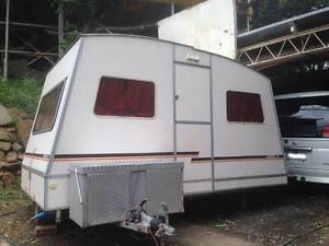 RARE RAPIDO Folding Caravan Upper Ferntree Gully Knox Area Preview