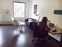 ::: Affordable desk space near Broadway Market :::
