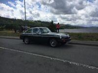 MGB GT 1978