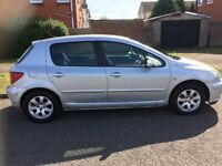 Gorgeous looking Peugeot 307 1.4 HDI
