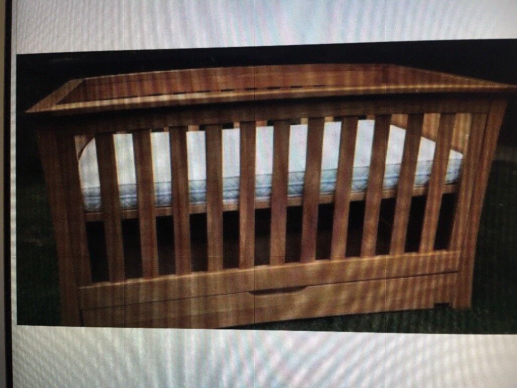 Mamas & Papas 2 Piece Solid Oak Furniture (Ocean Range)