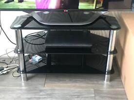 Glass TV stand upto 50 inches