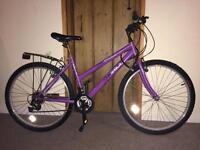 """18"""" frame ladies bike"""