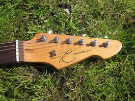 Peavey Raptor EXP Electric Guitar.