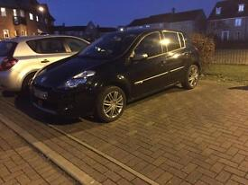 Renault Clio Dynamique TOMTOM DCI £5500 ovno