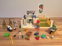 Playmobil Animal Care Station (4009)
