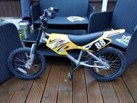 """Boys/Girls Motocross Style bike MXR450 16"""""""