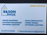 B&Son Electrical LTD