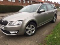This fabulous auto skoda octavia come with 2keys one owner from new drive fantastic
