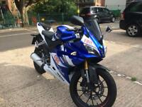 Yamaha YZF R125 (ABS) 2016 Low Miles Cheap Bargain Excellent condition