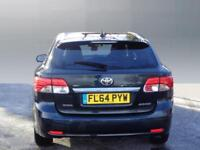 Toyota Avensis D-4D ICON (grey) 2014-10-10