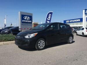 2015 Hyundai Accent GL AUTOMATIC TRADE IN