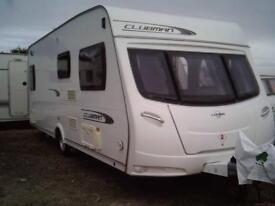 2011 Luna Clubman SE 4 berth fixed bed £10100