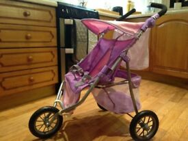 Toy Double Buggy