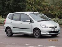 2007 HONDA JAZZ 1.4 DSI SE NEW MOT 5 DOOR SERVICE HISTORY LOVELY CONDITION DRIVES FANTASTIC
