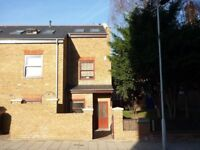 4 Bedroom Spacious House With Garden - Unfurnished - Homerton - To Let