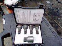 "Genuine ALPHA ROMEO/ FIAT Locking Wheel Nut / Key 272 ""N"""