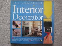 The Complete Interior Decorator by Mike Lawrence