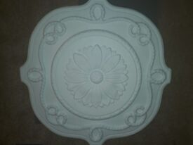 Plaster Ceiling Rose 615mm wide - LE65 area (Can deliver locally)
