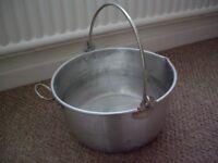 Preserving/jam pan