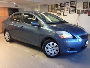 2009 Toyota Yaris LOCAL TRADE/LOW KMS!!