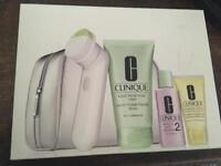 Clinique cleansing brush