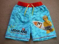 Lego Swim shorts age 5