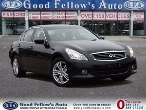 2013 Infiniti G37 AWD, LEATHER, SUNROOF, CAMERA