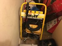 Wolf 200 bar 3000psi pressure washer spaire or repair
