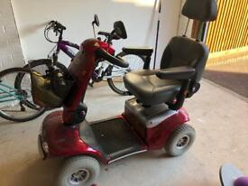 Shoprider CadizMobility Scooter nearly new