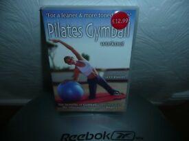 Reebok gym ball and Pilates ball workout DVD