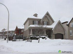 639 000$ - Maison 2 étages à vendre à Chomedey