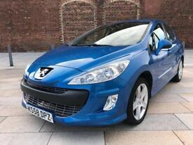 2009 58 PEUGEOT 308 SPORT 1.6 / ONLY 34000 MILES