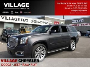 2015 GMC Yukon Denali|NAV|LEATHER|HUD|DVD|SUNROOF|REMOTE