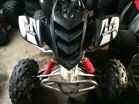 Yamaha raptor 2006 660cc just been fully serviced